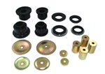 Whiteline Front & Rear Cradle Bushing Kit 05-14 Challenger, Charger, 300, Magnum