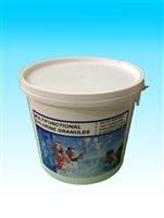 Crystal Clear Multifunctional Chlorine Granules