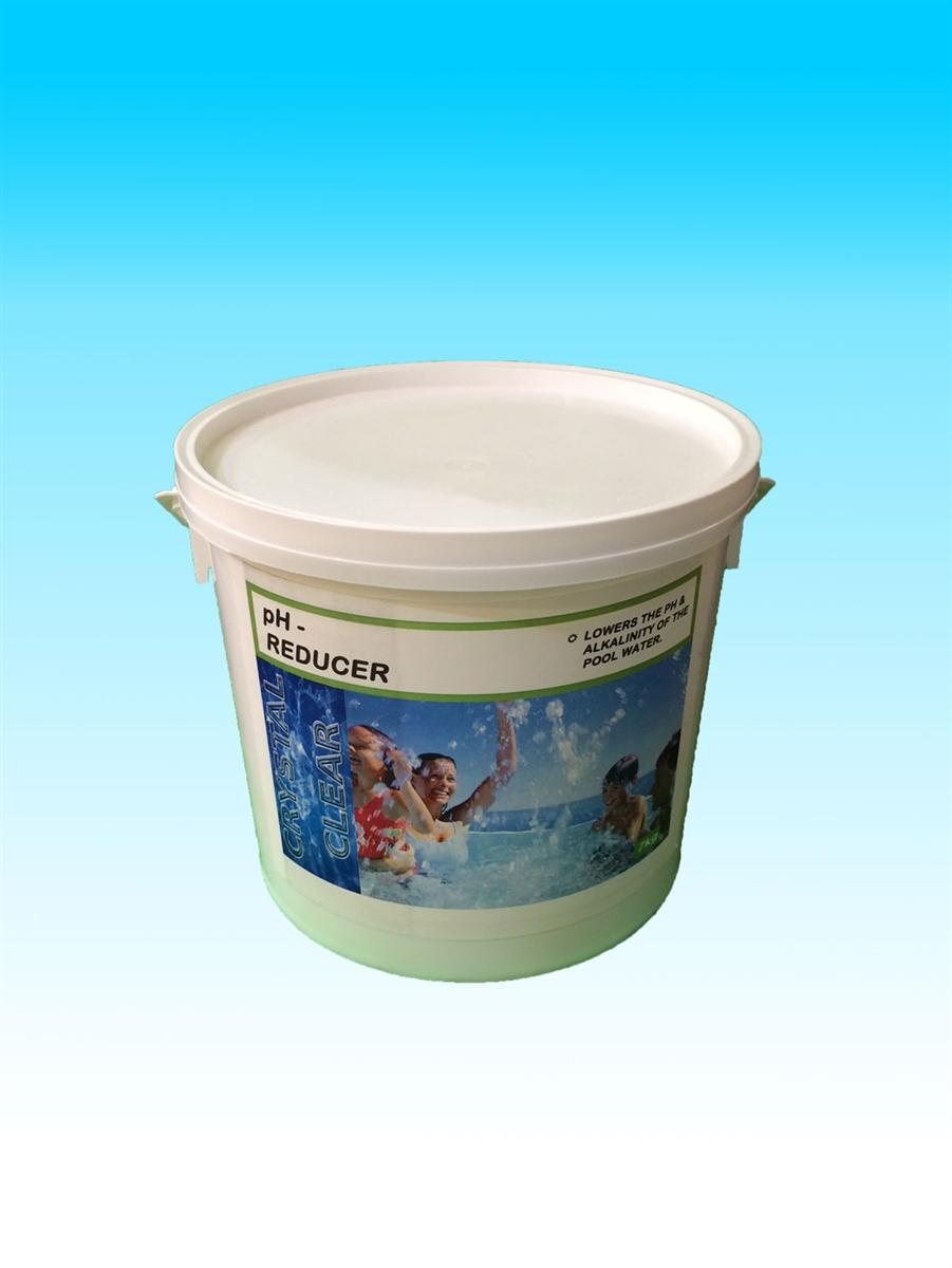 Crystal Clear Ph Amp Alkalinity Reducer Howards Hydrocare Ltd