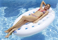 Kerlis Lounger With Air Pockets