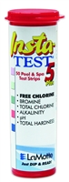 Lamotte 5in1 Test Strips