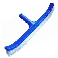 Plastic Swimming Pool Brush 18""