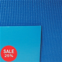 Certikin 6mm Heat Retention Cover - Thermalux 6mm Foam (Blue/Blue)