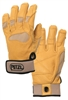 PETZL Cordex PLUS Rapple/Belay Gloves (Tan)