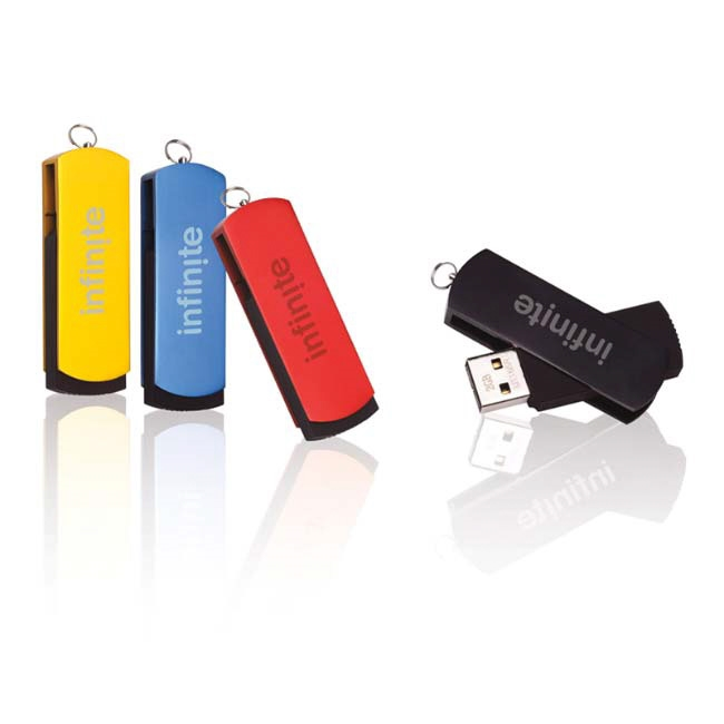 16-049 2 GB Slide USB 2.0 Flash Drive