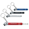 16-110 Mini Double Ring Tire Pressure Gauge