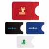 16-126 Silicone Phone Wallet with Finger Grip