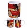 16-189 Dye Sublimation Mug 11 oz.