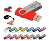 16-918 8 GB Folding USB 2.0 Flash Drive