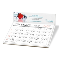 17-101 4-Color Digital Desk Calendar