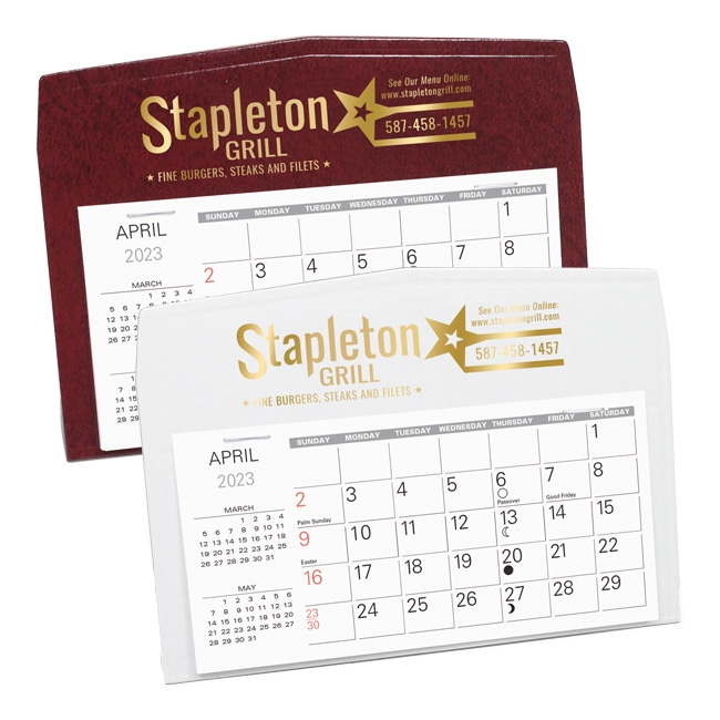 17-293 Cartwright Desk Calendar