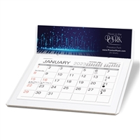 17-701 4-Color Digital Desk Calendar