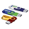 21-2GB USB 2.0 Swing Drive 2GB