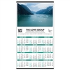 23-20 Scenic Yearly Wall Calendar