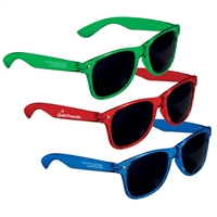 16-050 Cool Vibes Dark Lenses Sunglasses