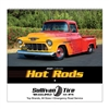 35-865 Hot Rods Wall Calendar