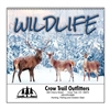 35-880 Wildlife Wall Calendar