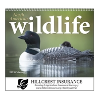 41-37 North American Wildlife Wall Calendar