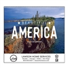 41-79 Beautiful America Wall Calendar