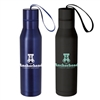 16-125 18 oz. Vacuum Bottle with Carry Loop