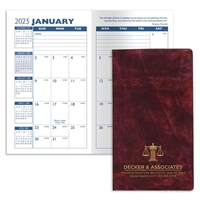 50-57 Pocket Planner (Executive Monthly)
