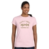 5680 Hanes Ladies' 6.1oz Tagless T-Shirt