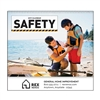 61-810 Safety Wall Calendar