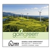 61-844 GoinGreen Wall Calendar