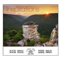 61-879 Inspirations For Life Wall Calendar