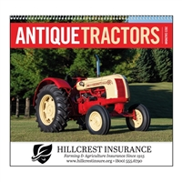 74-51 Antique Tractors Wall Calendar