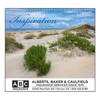 74-53 World of Inspiration Wall Calendar