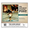 74-74 The Saturday Evening Post - Norman Rockwell Wall Calendar