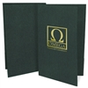 80-LD1 Designer Legal Folder / 1-Color Foil