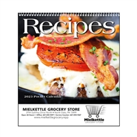 81-72 Recipe Pocket Calendar
