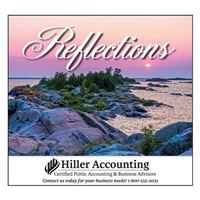 81-806 Reflections Wall Calendar