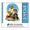 81-819 Saturday Evening Post Wall Calendar