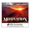 81-863 Motivation Wall Calendar