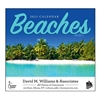 81-889 Beaches Wall Calendar