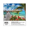 81-943 Destination Dreams Mini Calendar