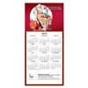 81-952 Norman Rockwell Calendar Greeting Card
