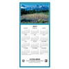 81-958 Scenic Vista Calendar Greeting Card
