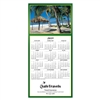 81-961 Tropical Escape Calendar Greeting Card