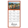 81-963 Seaside Vista Calendar Greeting Card