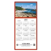 81-966 Scenic Lighthouse Calendar Greeting Card