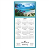 81-967 Idyllic Destination Calendar Greeting Card
