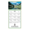 81-972 Mountain Vista Calendar Greeting Card