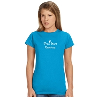 G640L Gildan Ladies' Softstyle 4.5oz Fitted T-Shirt