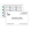 I59-110 Promoter Business/Calendar Card (sets of 250)