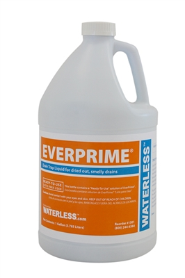 EverPrime for your pesky floor drain odors!