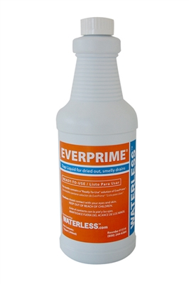 EverPrime. Your $2.30 solution for smelly floor drains!